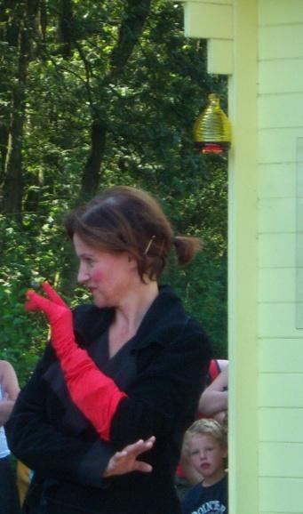Juffrouw Handschoen