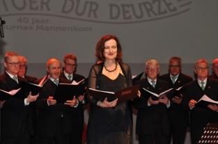 Ständchen - Schubert met Deurnes mannenkoor en pianist Martien Maas